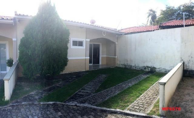 CA0964 Green Village, casa plana em condomínio, 2 suítes, 2 vagas, piscina, Lagoa Redonda