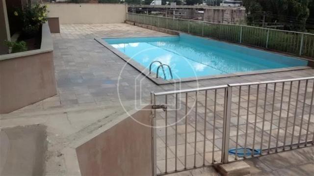 Apartamento à venda com 2 dormitórios em Sampaio, Rio de janeiro cod:794176 - Foto 19