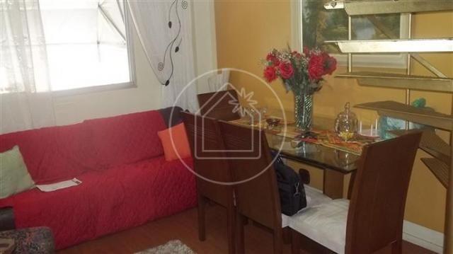 Apartamento à venda com 3 dormitórios em Cachambi, Rio de janeiro cod:796163 - Foto 2