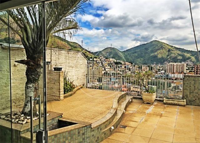 Apartamento à venda com 3 dormitórios em Meier, Rio de janeiro cod:827240 - Foto 5