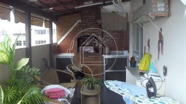 Apartamento à venda com 3 dormitórios em Cachambi, Rio de janeiro cod:796163 - Foto 12