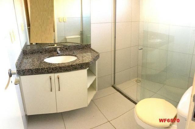 CA0964 Green Village, casa plana em condomínio, 2 suítes, 2 vagas, piscina, Lagoa Redonda - Foto 8