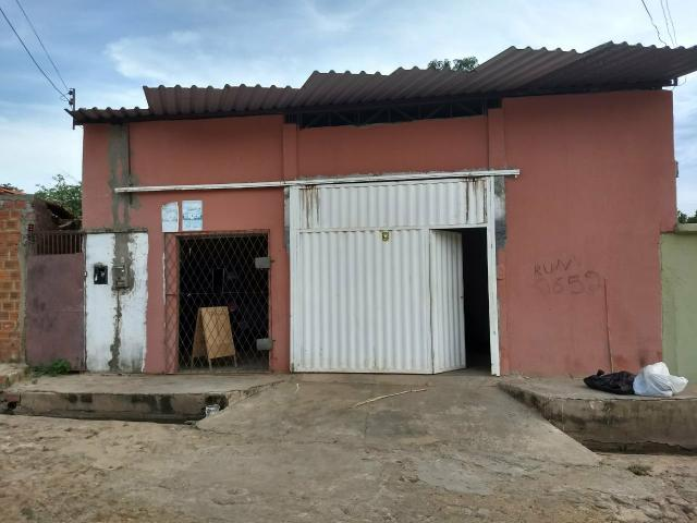 Casa no bairro Santo Antônio.