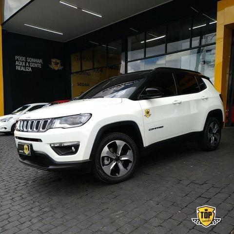 Jeep Compass Longitude 2 0 4x2 Flex 16v Aut 2018 439575609 Olx