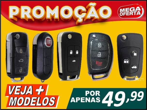 Chave Canivete para Carros R 49,99