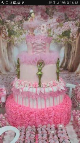 Maquetes de bolos