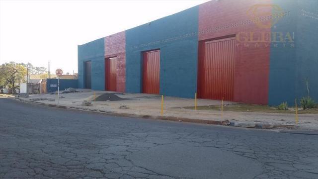 Barracão comercial, Cilo 3, Londrina, 508,82m² BA0008 - Foto 3