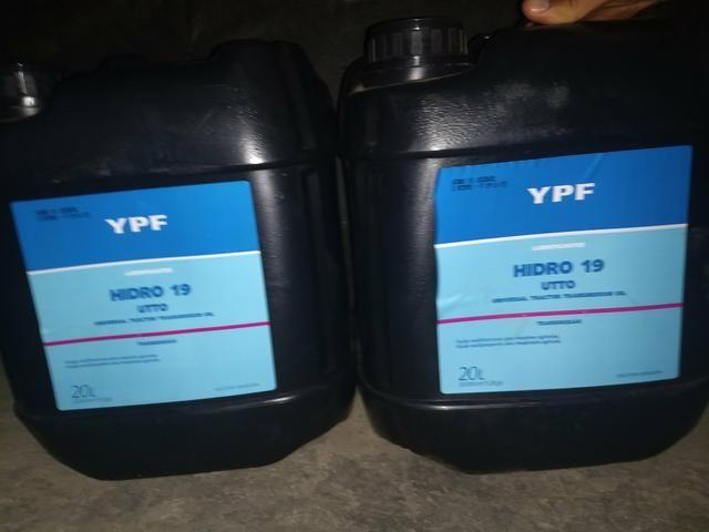 Lubrificante (óleo) transmissão conjugada YPF divido no cartão