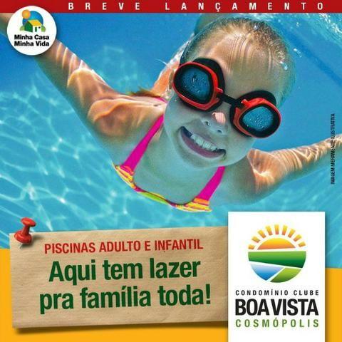 Boa Vista Aptos 2 Dorms 47m2 c/Varanda 1 Vaga,Lazer Completo,Ponto de Ar Condicionado - Foto 9