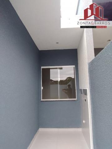 Casa à venda com 3 dormitórios em Gralha azul, Fazenda rio grande cod:CA00087 - Foto 6