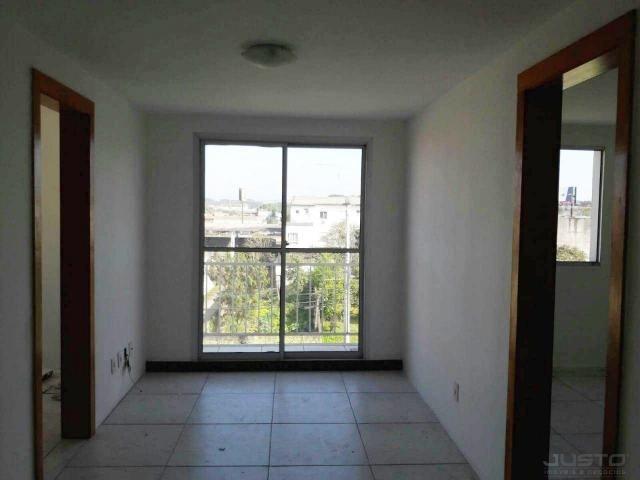 Apartamento à venda com 3 dormitórios em Santos dumont, São leopoldo cod:10554 - Foto 2