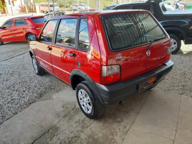 FIAT UNO 2012/2013 1.0 MPI MILLE WAY ECONOMY 8V FLEX 4P MANUAL - Foto 4
