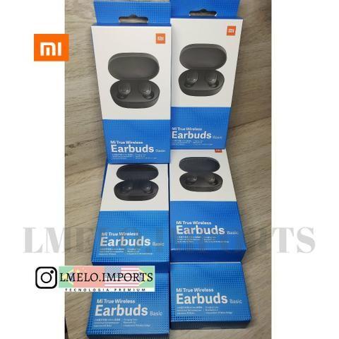 Fone Redmi AirDots by Xiaomi Original Bluetooth True Wireless Lacrado - Foto 3