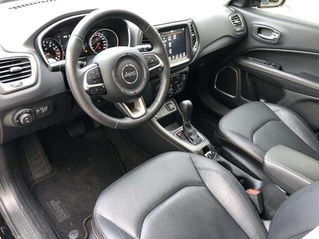 Jeep Compass Longitude flex 2018 impecavel unico dono - Foto 9