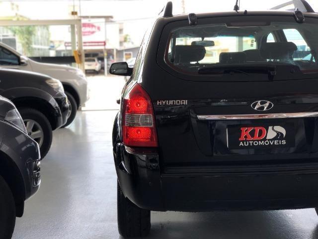 Hyundai Tucson 2.0 GLS 2012 Automática - Foto 7
