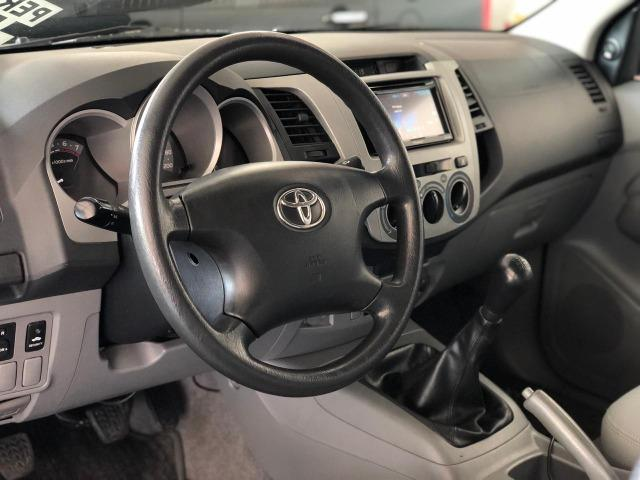 Toyota Hilux SR 4X2 2.7 16V Cabine Dupla 4P Gasolina - Foto 7