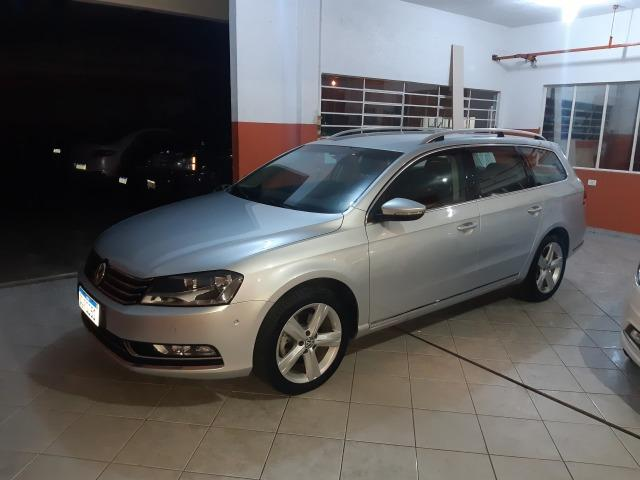 Passat variant 2.0 turbo exclusive 2014 - Foto 13
