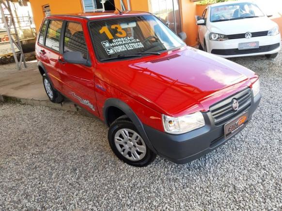 FIAT UNO 2012/2013 1.0 MPI MILLE WAY ECONOMY 8V FLEX 4P MANUAL