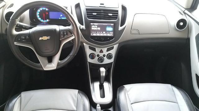 GM - Chevrolet Tracker LTZ 1.8 Automática - 2015 Carro Impecável - Foto 5