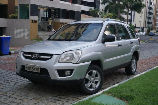 Kia Sportage 2010 Manual