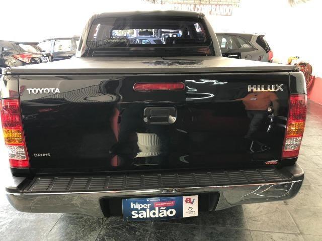 Toyota Hilux SR 4X2 2.7 16V Cabine Dupla 4P Gasolina - Foto 4