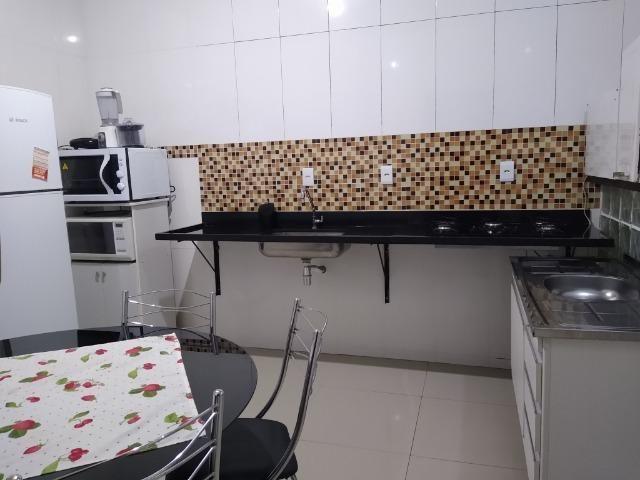 Bela Casa Linear com Quintal - Condomínio Próx. a Est. Iaraquã (Brito) - Foto 2
