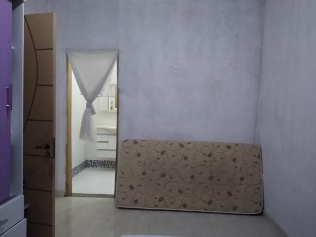Bela Casa Linear com Quintal - Condomínio Próx. a Est. Iaraquã (Brito) - Foto 14