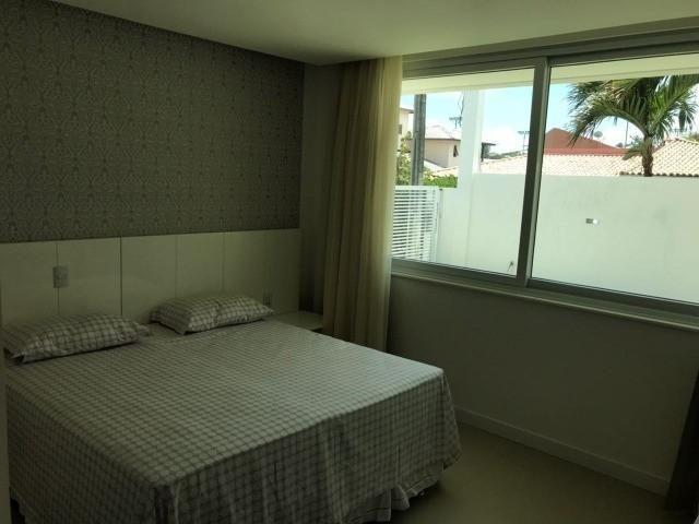 Guarajuba - casa de luxo totalmente mobiliada. venda e temporada. - Foto 15