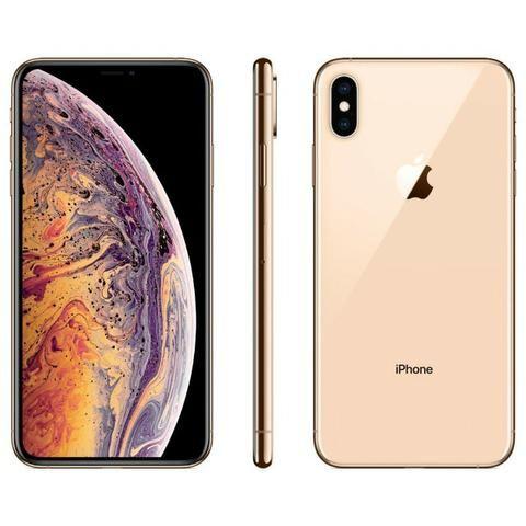 Iphone XS 64 GB Dourado em perfeito estado de conservação e acessórios nunca foram usados!