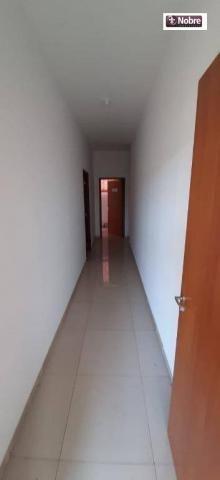 Sala para alugar, 95 m² por r$ 2.200,00/mês - plano diretor sul - palmas/to - Foto 11