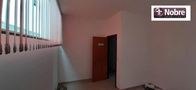 Sala para alugar, 95 m² por r$ 2.200,00/mês - plano diretor sul - palmas/to - Foto 6
