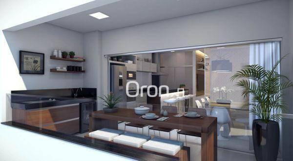 Apartamento à venda, 128 m² por R$ 711.000,00 - Setor Marista - Goiânia/GO - Foto 7