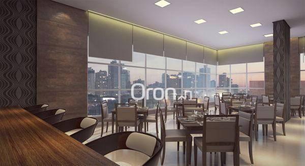 Apartamento à venda, 128 m² por R$ 711.000,00 - Setor Marista - Goiânia/GO - Foto 10