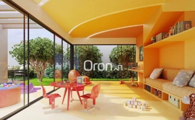 Apartamento à venda, 365 m² por R$ 2.736.000,00 - Setor Marista - Goiânia/GO - Foto 8
