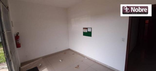 Sala para alugar, 95 m² por r$ 2.200,00/mês - plano diretor sul - palmas/to - Foto 9