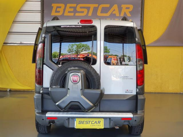 FIAT DOBLO ADVENTURE LOCKER 1.8 8V FLEX - Foto 8