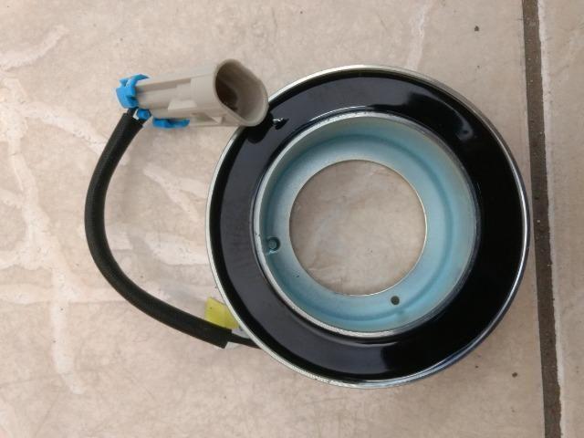 Bobina Campo Compressor Cvc Celta Prisma Astra Stilo Palio - Foto 2