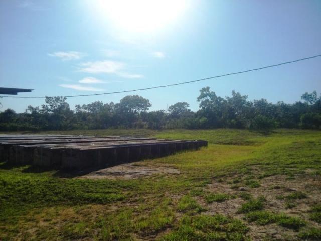 Terreno com galpão 150 metros, na entrada do Bairro do Náutico. - Foto 8