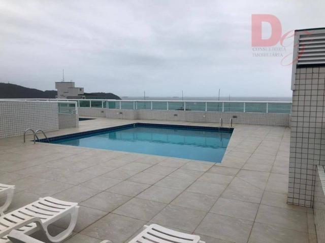 Apartamento com 2 dormitórios para alugar, 92 m² por r$ 2.200/mês - vila guilhermina - pra - Foto 20