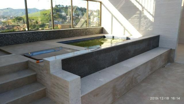 Cobertura em Ipatinga, 3 Suítes, 294 m², Elev., 2 Vgs, Sac. Gourmet. Valor 1.200.000,00 - Foto 2