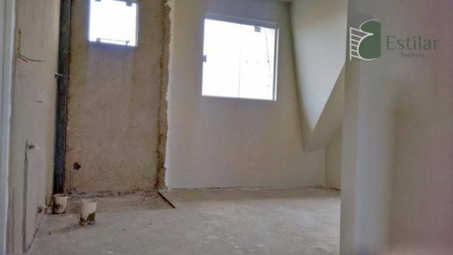 Sobrado 03 quartos (1 suíte) no Alto Boqueirão, Curitiba. - Foto 16