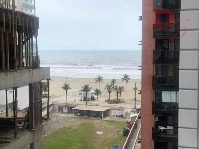 Apartamento com 2 dormitórios para alugar, 92 m² por r$ 2.200/mês - vila guilhermina - pra - Foto 5