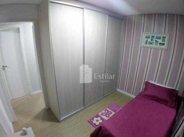 Cobertura 03 quartos (01 suite) em São José dos Pinhais. - Foto 11