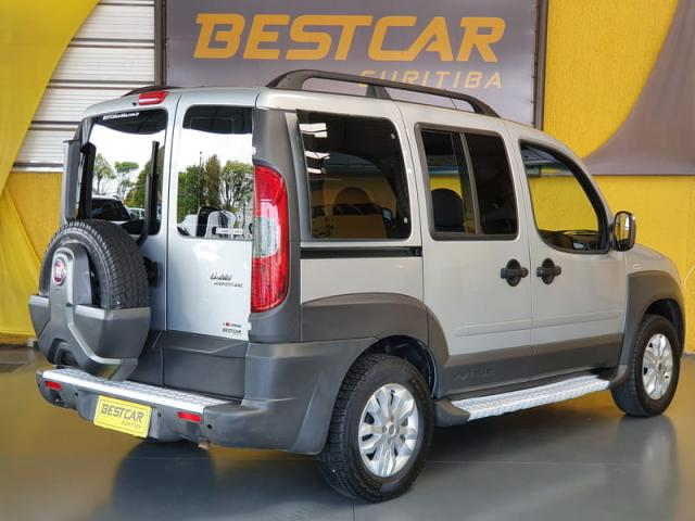 FIAT DOBLO ADVENTURE LOCKER 1.8 8V FLEX - Foto 12