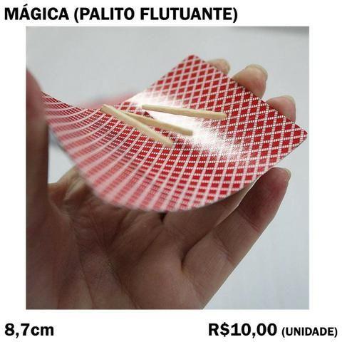 Mágica (Palito Flutuante)