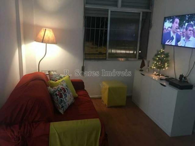 Apartamento para alugar com 1 dormitórios em Copacabana, Rio de janeiro cod:CPAP10204