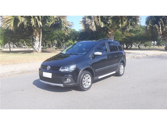 VOLKSWAGEN SPACE CROSS 1.6 8V IMOTION FLEX AUTOMATIZADO