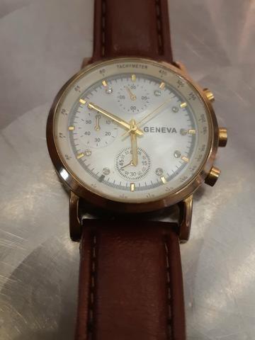 59aa5adbd12 Relógio Geneva - Bijouterias