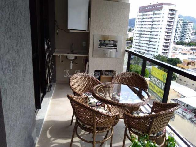 Apartamento à venda com 3 dormitórios em Cachambi, Rio de janeiro cod:VVAP30044 - Foto 15
