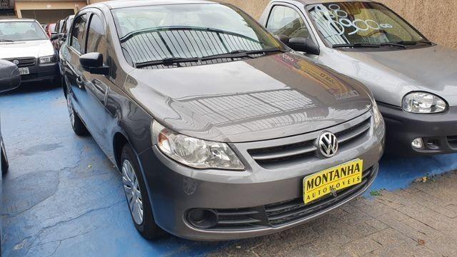 VW Voyage 1.6 Flex ANO 2013 Montanha Automoveis